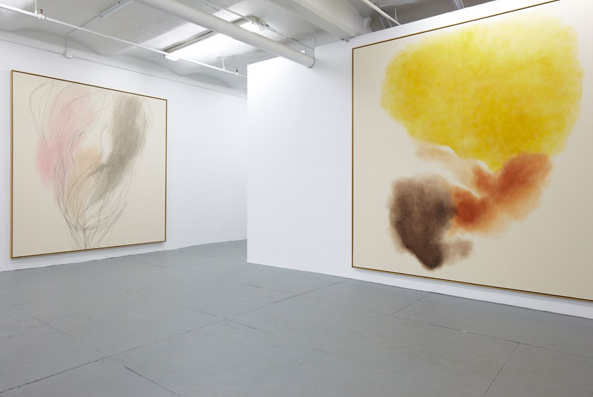 "Installation view, ""Head Gas,"" Studio 231 at 231 Bowery"