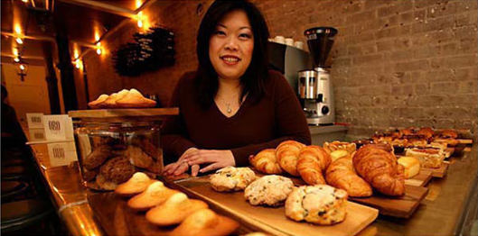 Dorina Yuen Oro Cafe Owner