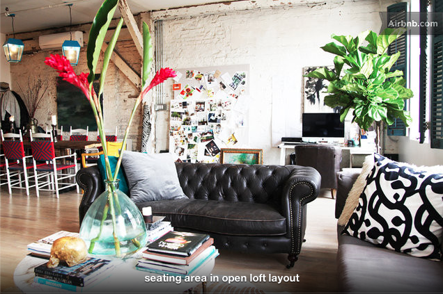 Nolita AirBnB Vacation Loft