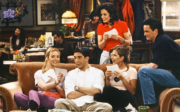 Friends Central Perk cafe Nolita Lafayette Street