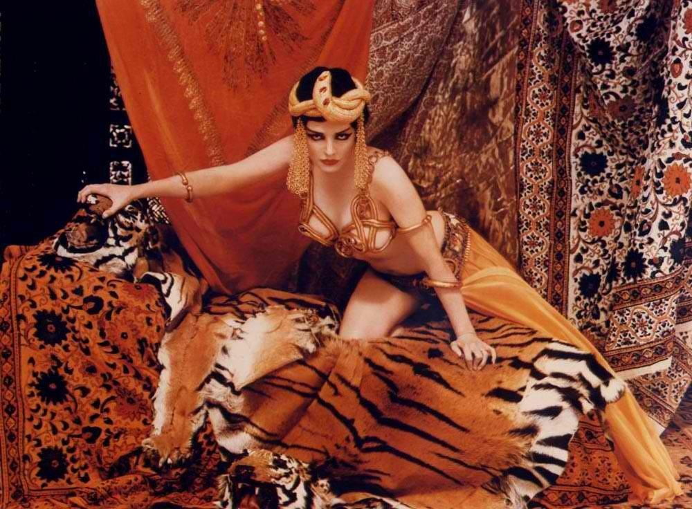 amarcord vintagemarilyn monroe true seventies cleopatra tiger themed fashion blogger shopping nyc