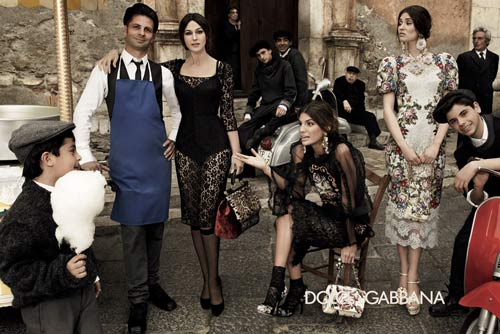 halloween costumes inspired by vogue Dolce-Gabbana-Fall-2012-Cam