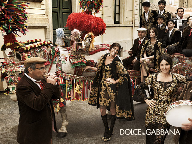 halloween costumes inspired by vogue dolce-gabbana-haute-couture