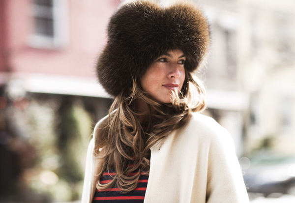 fur trend nyc street style fashion bloggers
