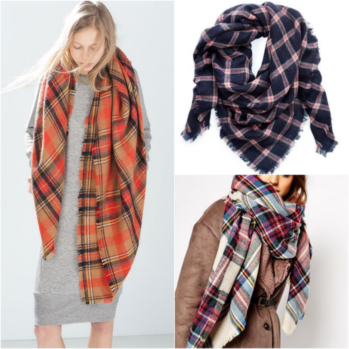 Super size my scarf, get your blanket scarf and rug up ...