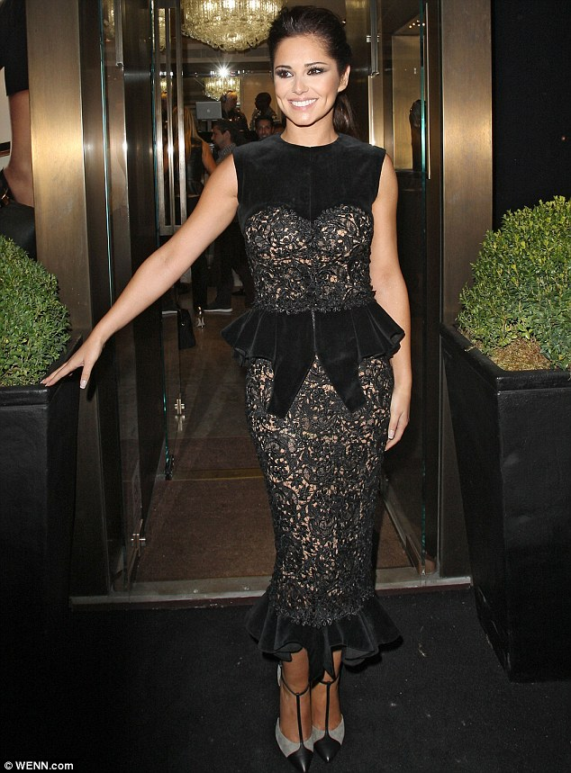 cheryl cole black velvet peplum dress velvet holiday party dress