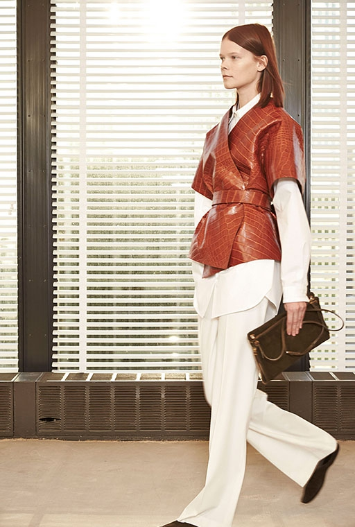 the-row-fall15_white suit working womens wardrobe