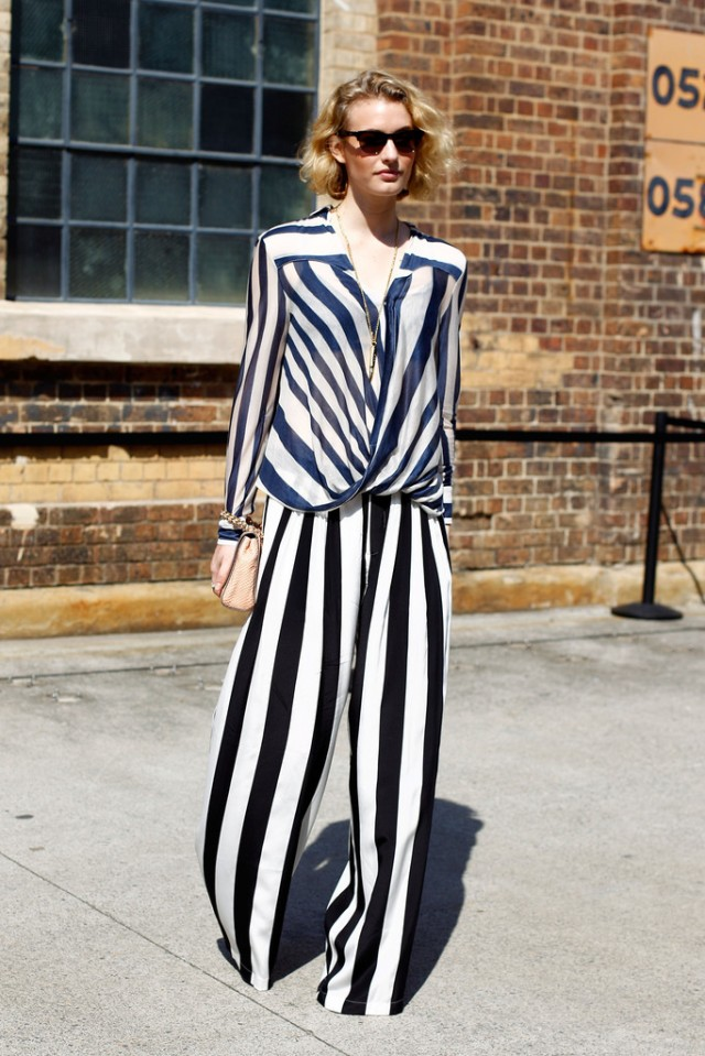 Trend alert: We show you 20 new ways to wear stripes in ...